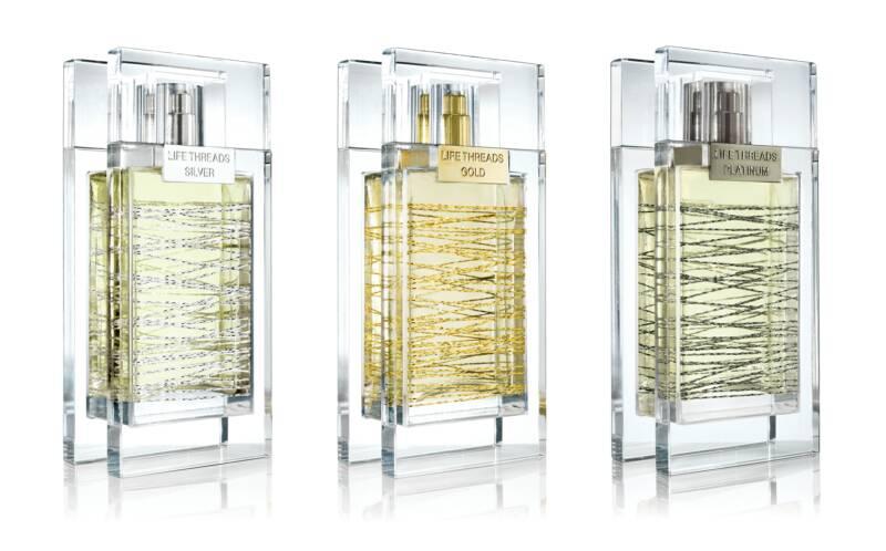 perfume + essays