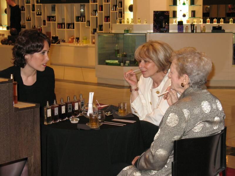 Marian Bendeth Sixth Scents Global Fragrance Expert